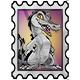 Crikey Stamp