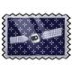 Satellite Stamp