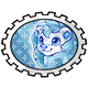 Snow Pet Stamp