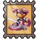 Ninja Nino Stamp