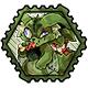 Zombie Stamp
