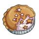 Starry Coconut Pie