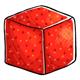 Strawberry Sugar Cube