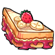 Strawberry Jam and Banana Sandwich