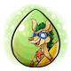 Summer Arinya Glowing Egg