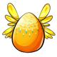 Sundial Easter Egg