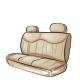 Tan Back Seat
