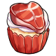 Steak Cupcake