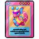Sweet Trading Card