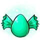 Marapets Candy Glowing Egg