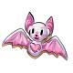 White Bat Cookie