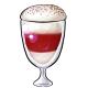 Tiramisu Cherry Latte