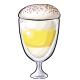 Tiramisu Lemon Latte