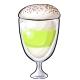 Tiramisu Lime Latte
