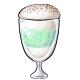 Tiramisu Mint Latte