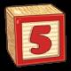 Toy Block 5