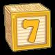 Toy Block 7