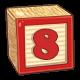 Toy Block 8