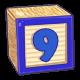 Toy Block 9