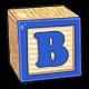 Toy Block B
