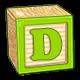 Toy Block D