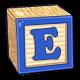 Toy Block E