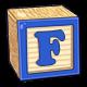 Toy Block F