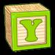 Toy Block Y