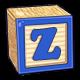 Toy Block Z