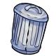 Trash Can Plushie