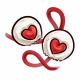 Valentine Azul Ears