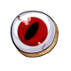 Vampire Eye Cookie