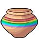 Full Rainbow Fairy Pot