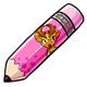 Vixen Jumbo Pencil