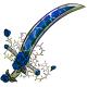 Frozen Rose Sword