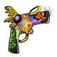 Recycled Gun