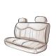 White Back Seat