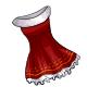Seasonal White Ruffle Dress