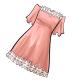 White Ruffle Nightgown