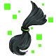 Digital Fairy Wig