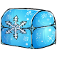 Winter Treasure Chest