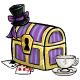 Wonderland Treasure Chest