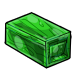 Green Wooden Trap