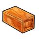 Orange Wooden Trap