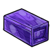 Purple Wooden Trap