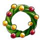 Wreath Cookie