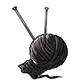 Ball of Black Yarn