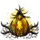 Cursed Yellow Glowing Egg