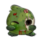 Zombie Xoi Plushie