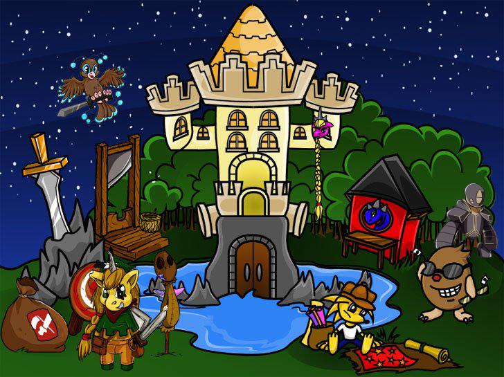 Baspinar's Castle